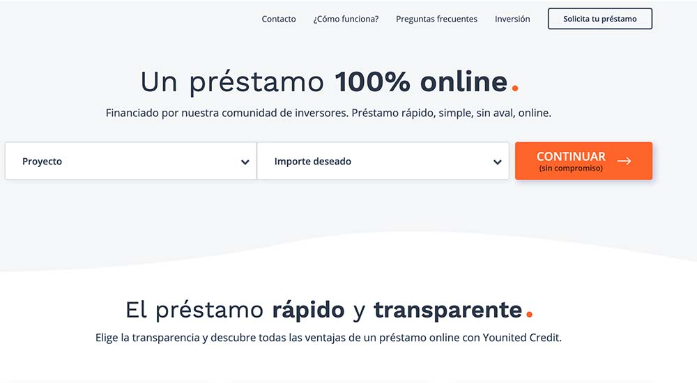 Younited Credit préstamo personal